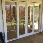 Harwood Menuisier porte-fenêtre