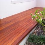 Harwood Menuisier terrasse bois entrée