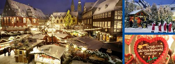 Goslar Weihnachtsmarkt.Weihnachtsmarkt In Goslar Harz App De Das Urlaubsportal