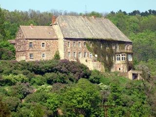 Bilder: Das Schloss zu Friedeburg.