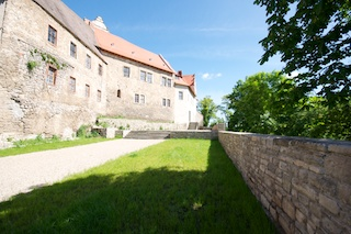 Bilder: Schloss Plötzkau.