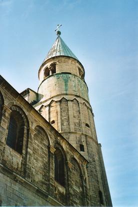 Bild: Impressionen von der Stiftskirche St. Cyriacus zu Gernrode.