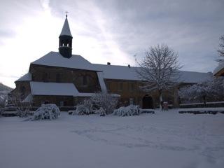 Bild: Impressionen vom ehemaligen Kloster Wimmelburg.