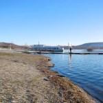 Bild: Am Nordufer des Concordiasees bei Schadeleben.
