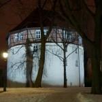 Das Rondell am Doktor-Wilhelm-Külz-Platz