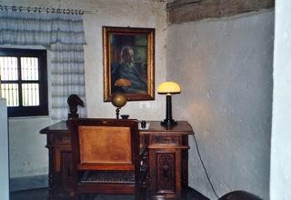 Bild: Exponate im Heimatmuseum auf der Burg zu Querfurt.