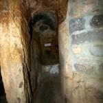 Im Inneren einer Höhlenwohnung in Langenstein.