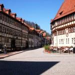 Bild: Stolberg - Rathaus und Hotel zum Kanzler.