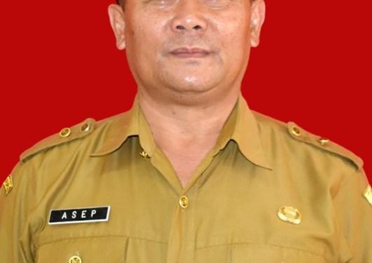 Kabag Humpro Setda H Asep Tatang Sujana