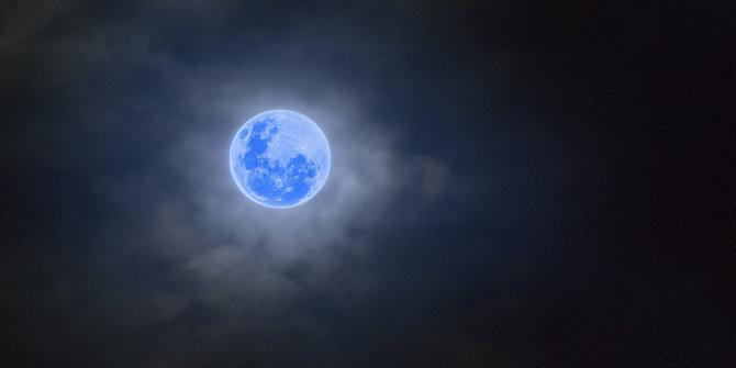 Blue Moon akan hiasi Indonesia