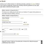 Goodreads'e yeni kitap nasıl eklenir?