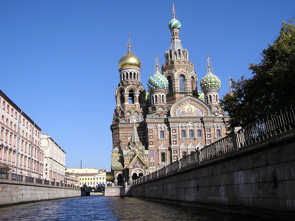 our church of the saviour on spilled blood - alternatives to great sights