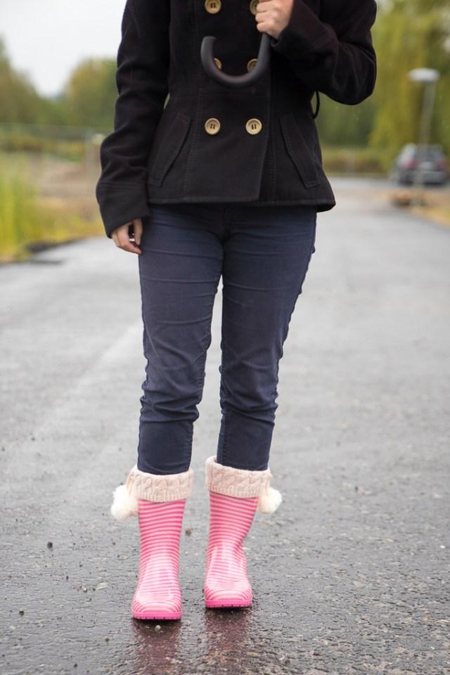 UGG Gummistiefel Socken 2