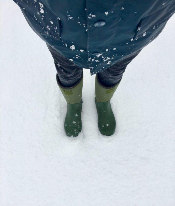 Gummistiefel Viking Falk Neo Winter Schnee