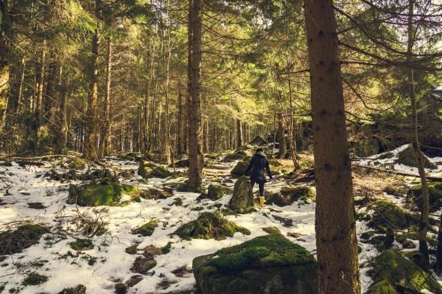 Aigle Gummistiefel Harz Brocken Schierke