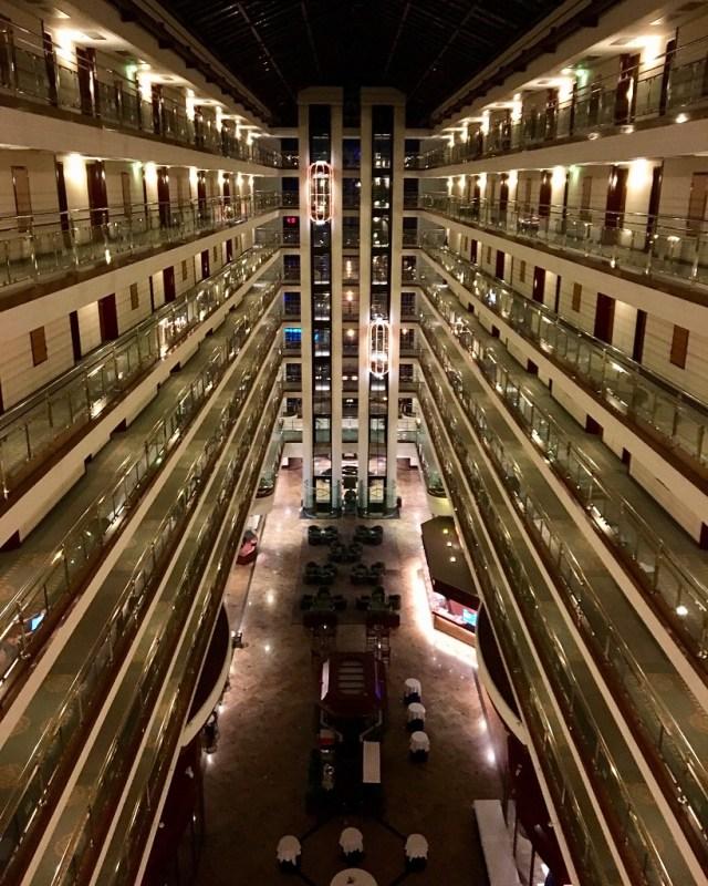 Magdeburg Maritim Hotel