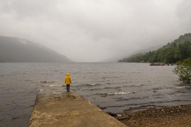 Schottland Highlands Loch Lomond