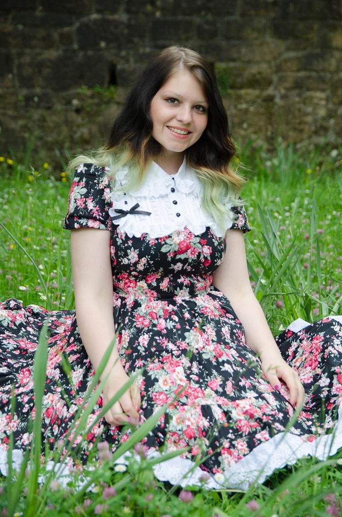 Heidelberg Schlosspark Lolita