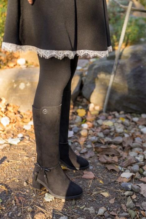 Michael Kors Stiefel Absatz Untergröße 5