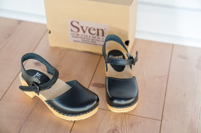 Sven Clogs Mary Jane Kids 02