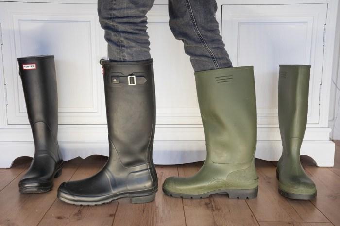 farblich passend Original- Vereinigte Staaten Gummistiefel für schlanke Beine - Hasches Abenteuer