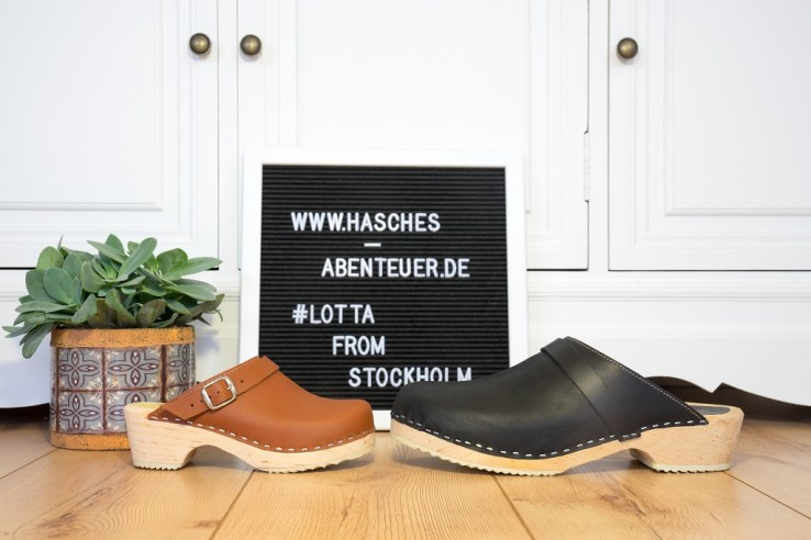 Holzclogs Lotta from Stockholm Clogs 1