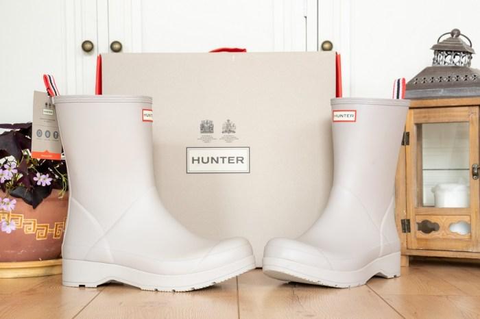 Hunter Play Boots Gummistiefel Titelbild