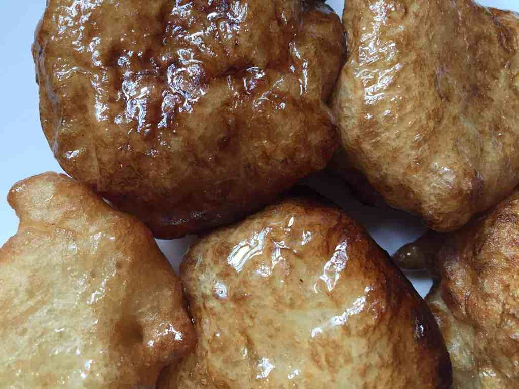 Luqmat: A Little Fritter with a Long History