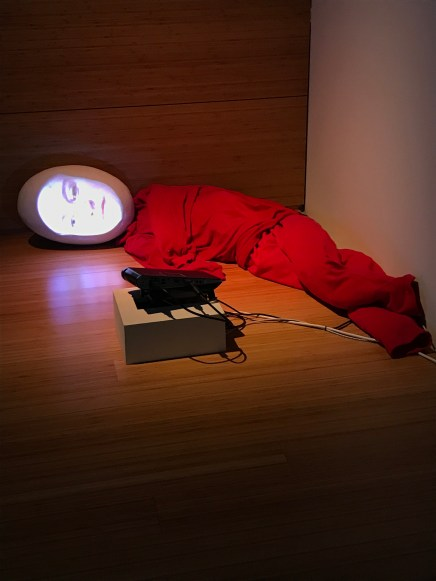 Switch (Emotions) by Tony Oursler