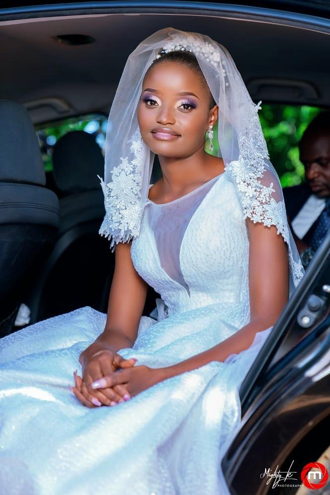 Bridal Makeup by Rosebud Tsikira