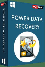 MiniTool Power Data Recovery 9.1.1 Crack