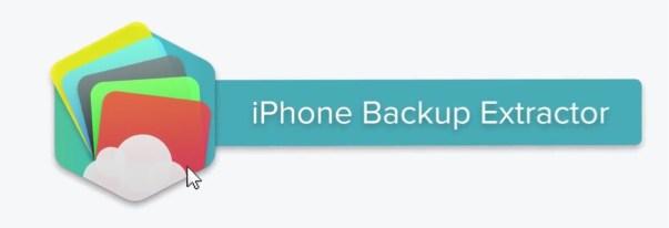 iPhone Backup Extractor 7.7.31 Crack