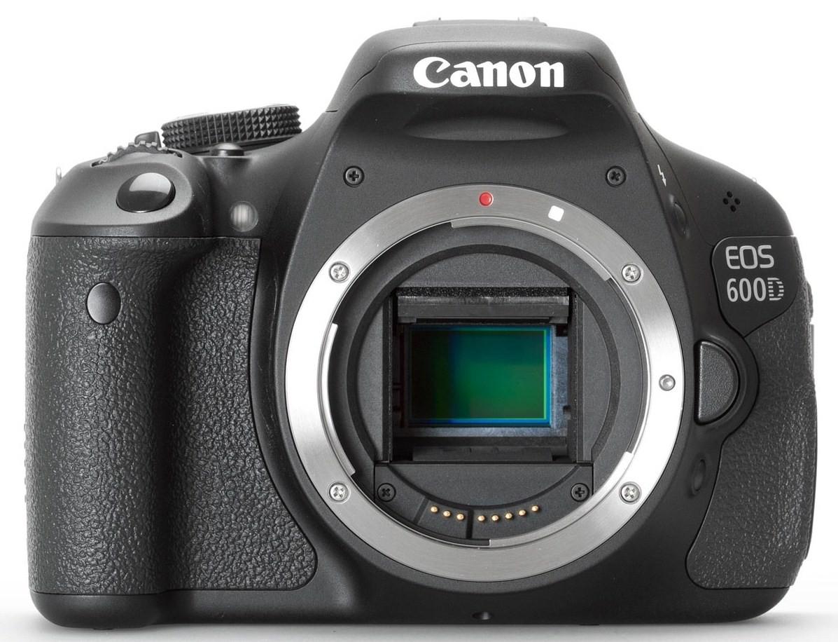Canon EOS 600D Digital SLR Camera 18-55mm lII f/3 5-5 6 Kit Lens