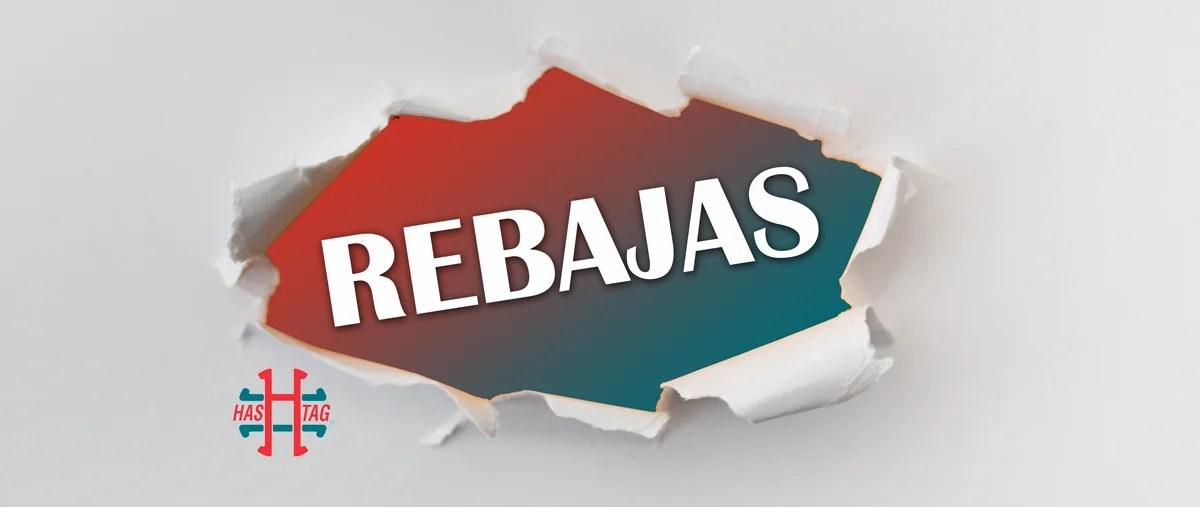 Rebajas en HASHTAG-ALZIRA