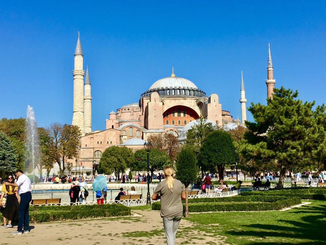 Istanbul Hagia Sohpa