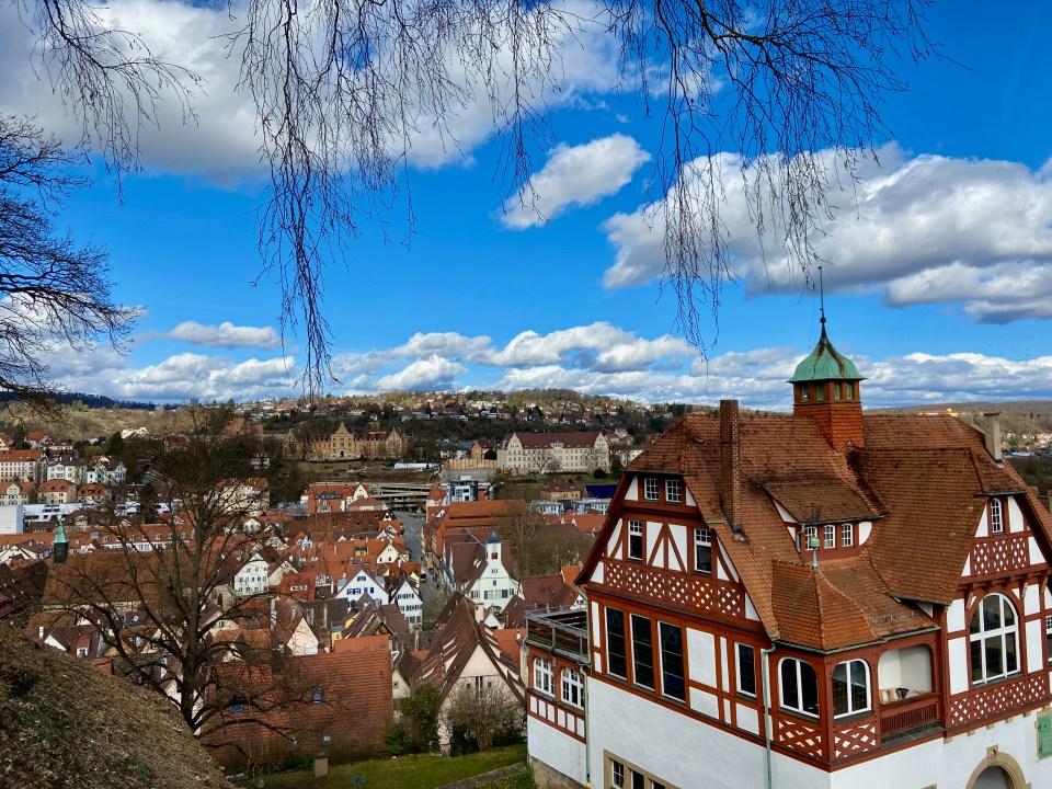Tübingen Schloss Hohentübingen