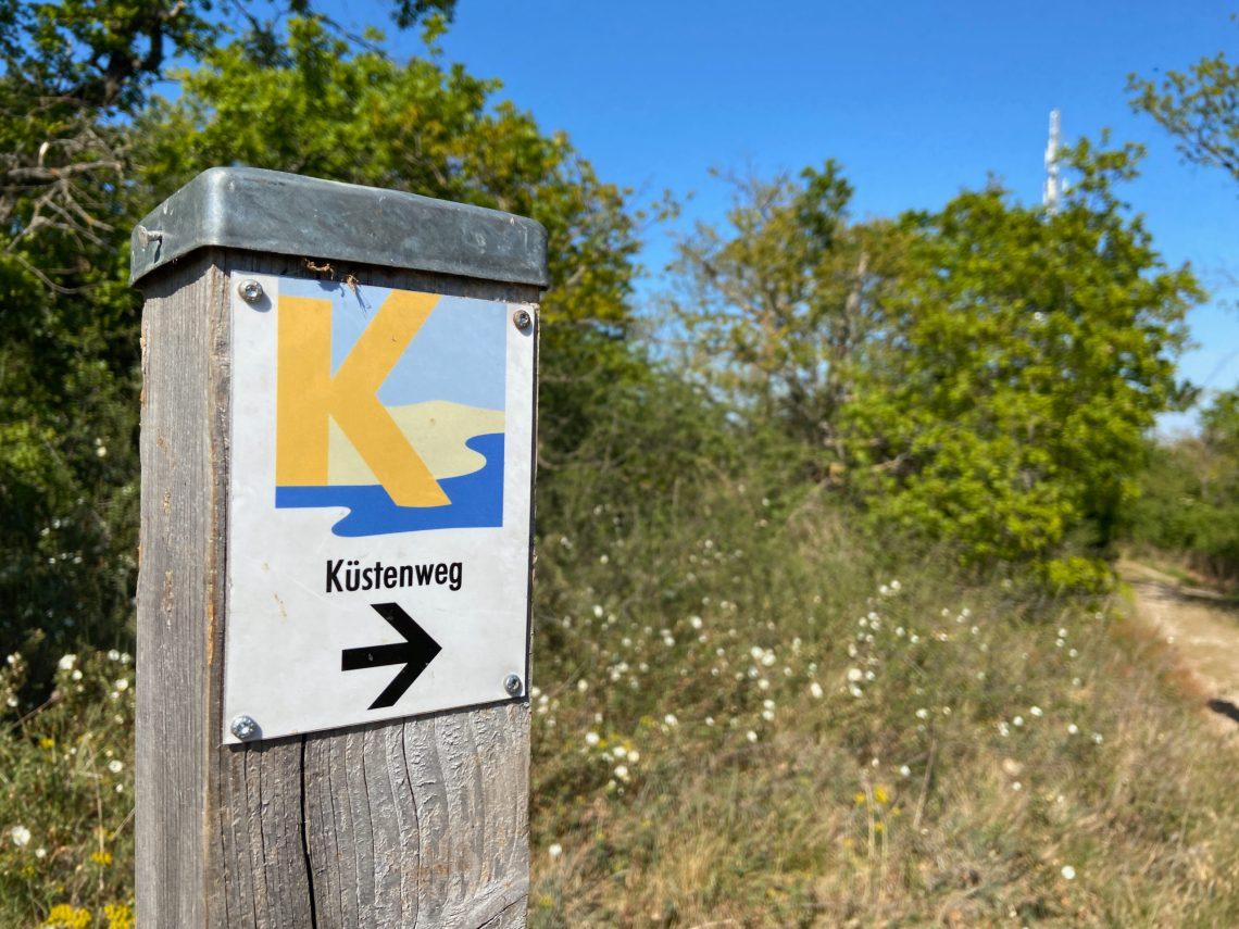 Küstenweg Wöllstein - Neu-Bamberg -Siefersheim