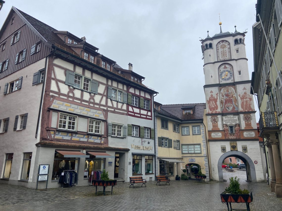Herbst 2020: Wangen im Allgäu