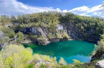 Sauerland: Bergsee bei Siedlinghausen
