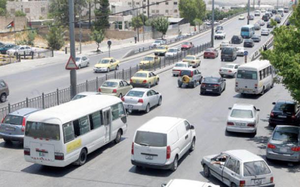 هل يوجد سياسة للنقل في الاردن؟