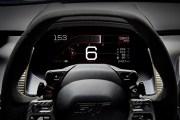 لوحة قيادة متطورة في  فورد GT الجديدة كلياً