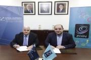 زين و مجمع الأعمال ..... إتفاقية لإنشاء مركز إقليمي لتخزين المعلومات