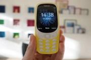 هاتف نوكيا 3310 يعود من جديد ( صور )
