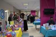 فريق زين الشباب ينظّم بازاراً لدعم مركز الحسين للسرطان