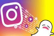 كيف جذب إنستغرام مستخدمي سنابشات؟