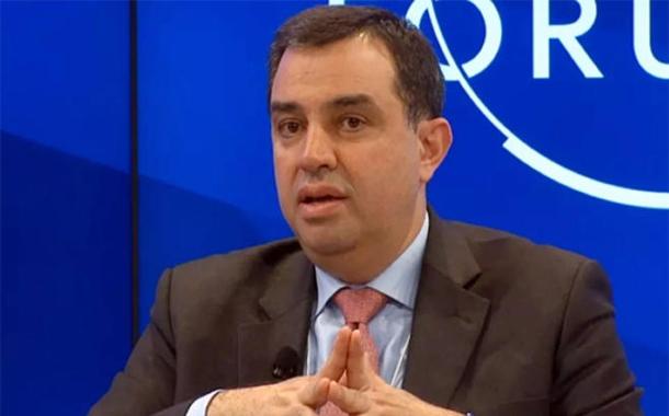 وزير التخطيط والتعاون الدولي عماد نجيب الفاخوري- (أرشيفية)