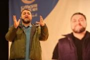 خالد الأحمد يغرّد في فلسطين ( صور )