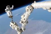 أول بث مباشر من الفضاء بدقة 4K