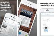 تطبيق الماسح الضوئي الجديد Scanner App على آيفون