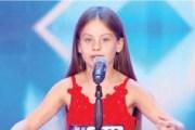 """الطفلة الأردنية إيمان بيشة تسطّر إنجازا أردنيا وتحصد لقب """"Arabs got talent"""""""